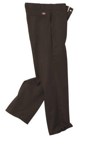 Dickies 874 Pantalon de travail classique Marron (dark brown/dunkelbraun)