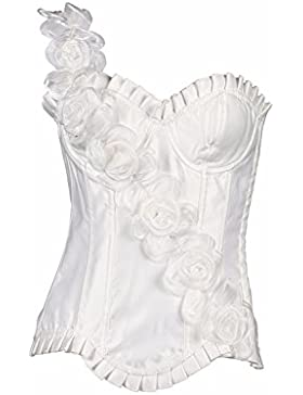 YALL Un Chaleco De Mujer; Un Vestido De Novia Rosa Chaleco