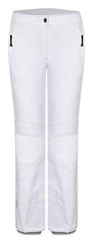Icepeak Damen Wadded Trousers Outi, Optic White, 36