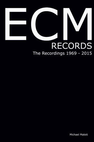 ECM RECORDS The Recordings (ECM Records Complete, Band 2)