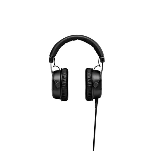beyerdynamic Custom One Pro Plus 16 Ohm Over-Ear-Kopfhörer in schwarz. Geschlossene Bauweise, kabelgebunden, einstellbarer Sound - 3