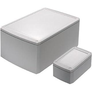 Axxatronic Universal housing 101 series 33101006-CON ABS (L x W x H) 220 x 140 x 90 mm Light grey