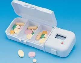 Electronic Pill Reminder (100hr)