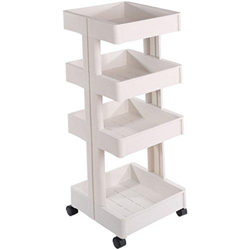 Yxx max nischenregal Badezimmer-Regale Regal-Einheit Badezimmer-Versorgungsmaterialien Abfluss-Gestell-Toiletten-Waschbecken-Speicher-Regal (Größe : B) (Lager-speicher-gestell)