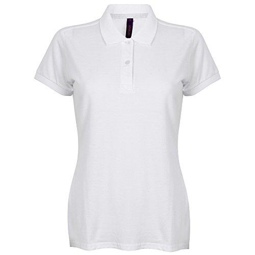 Henbury - Polo uni - Femme Blanc