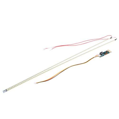 perfk 2 x LED-Lampe Streifen LED Änderung Kit 12V Innenbeleuchtung für Deko Party Küche Weihnachten
