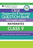 Oswaal CBSE Chapterwise/Topicwise Question Bank for Class 9 Maths (Old Edition)