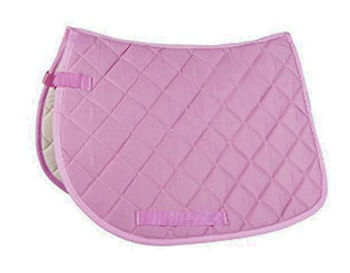 German Riding Schabracke Shetty Shetty Pink Rosa