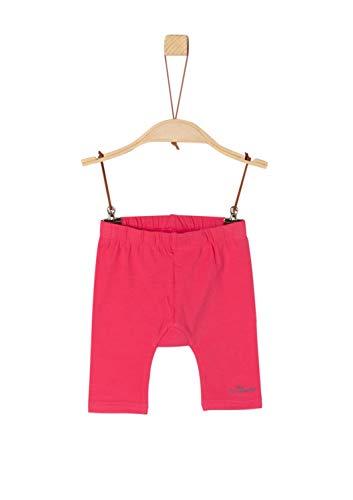 s.Oliver Baby-Mädchen 59.906.75.5015 Shorts, Rosa (Pink 4517), (Herstellergröße: 92/REG)