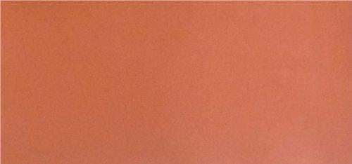 Wachsplatte lachs 20x10 cm - Wachsplatte lachs - 9740 - Verzierwachsplatte 200x100 mm für Kerzen