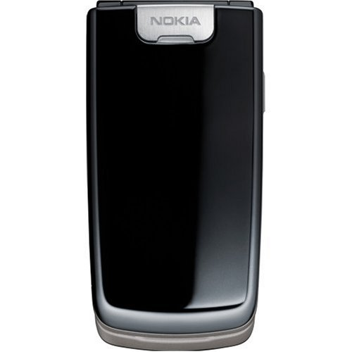 Nokia 6600 fold black (UMTS, EDGE, GPRS, Bluetooth, Kamera mit 2 MP) UMTS Handy