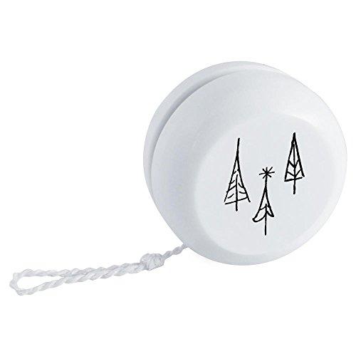 'alberi di natale' stile retrò yo-yo (yy00010231)