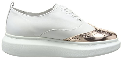 Bronx Bx 939, Baskets Basses Femme Multicolore - Multicolor (Rosegold/White 1632)