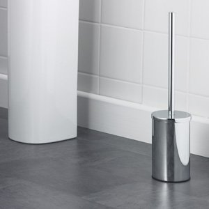 (N7924) Samuel Heath Intro Free Standing Toilet Brush Set