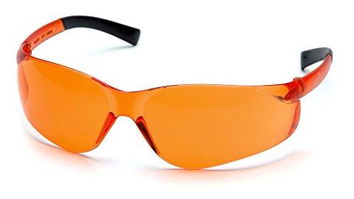 Pyramex Safety Produkte es2540s Ztek Sicherheit Eyewear, 0.042kg Gewicht:, orange