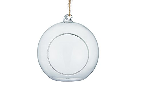 youseexmas-glass-hanging-ball-tealight-holder-dia100mm-pack-of-4