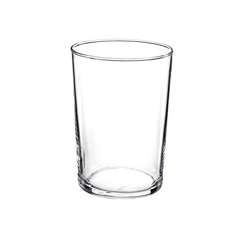 0 Bodega Trinkglas Maxi, 510 ml, Glas, transparent, 12 Stück ()
