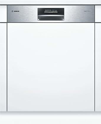 Bosch SMI69U65EU Semi intégré 14places A+++ lave-vaisselle - lave-vaisselles (Semi intégré, Acier inoxydable, TFT, 1,70 m, 1,40 m, 1,70 m)