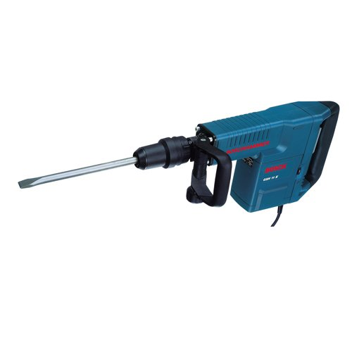 Sds-max Drill Bosch Hammer Rotary (Bosch Professional 11 kg 240 V Abbruchhammer mit SDS-Max, 1 Stück, GSH11E/2)