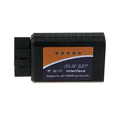 ELM327 WIFI OBD2 OBD II Auto-Diagnose-Scanner mit Wireless-Reader für das iPhone (Obd Reader Iphone)