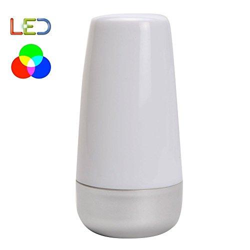 Lámpara de ambiente LED–16cm–4colores fondues