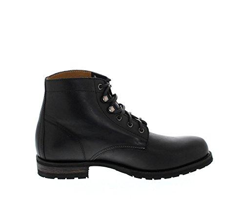 Sendra Boots 10604 Sprinter Negro/Herren Schnürstiefel Schwarz/Urban Boot/Herrenstiefelette Sprinter Negro