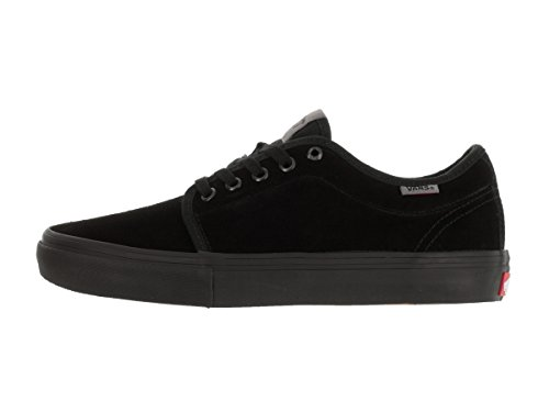Chaussures Old Skool Pro Vans Pro Skate - Rouge Dark Blackout