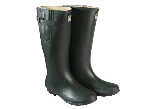 Town & Country TFW2554 The Bosworth Wellington Boots, Aubergine