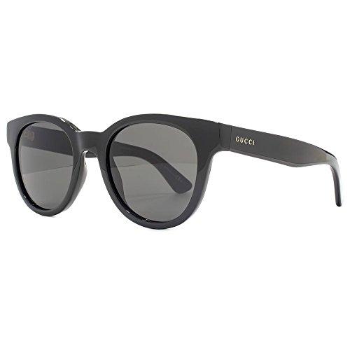 Gucci-Classic-Logo-Round-Sunglasses-in-Black-GG-1159S-D28-50