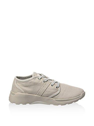 Palladium Pallaville Cvs, Chaussures Femme gris clair