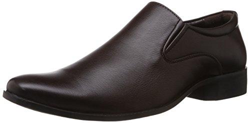 Bata Men's Alfred Brown Formal Shoes - 9 UK (8514105)