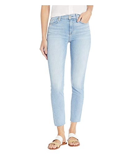 7 For All Mankind Women's High-Waisted Roxanne Ankle in Roxy Lights -
