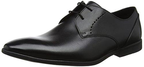 clarks men's bampton lace formal shoes