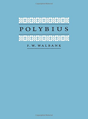 Polybius (Sather Classical Lectures)