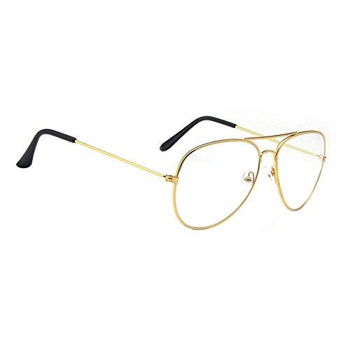 pilotenbrille-brille-damen-herren-fensterglas-sonnenbrille-dekobrille-metallrahmen-klassisch