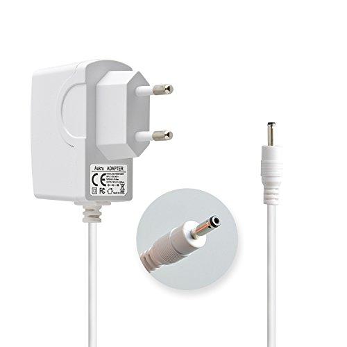 Aukru 6V Ladegerät Netzteil Ladekabel für Philips Avent SCD505/00 DECT Babyphone (Weiß)