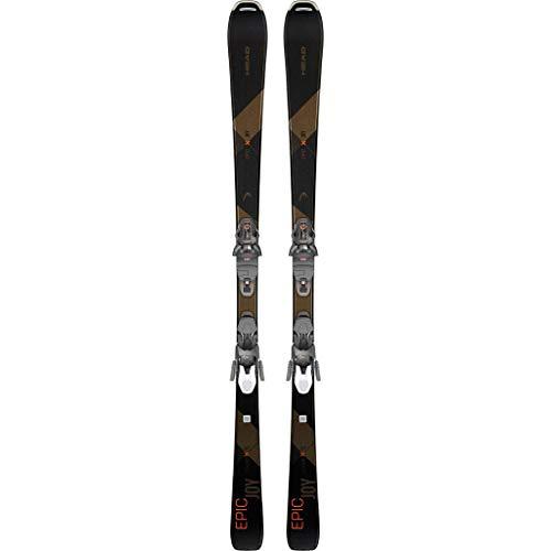 HEAD Damen Skier Epic Joy SLR/Joy 11GW SLR inkl. Bindung schwarz (200) 153