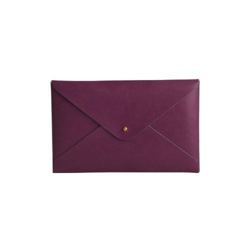 paperthinks-75-x-47-inches-shiny-burgundy-recycled-leather-small-folder-pt01875-by-paperthinks-noteb