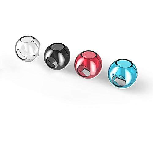 ntendo Switch NS Poke Ball Plus Controller Pokeball Eevee Game Aufbewahrungstasche schwarz/klar ()