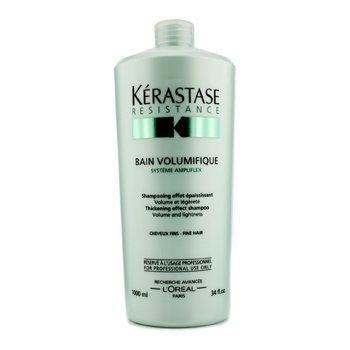 Kérastase Resistance Volumen Shampoo, 1000 ml
