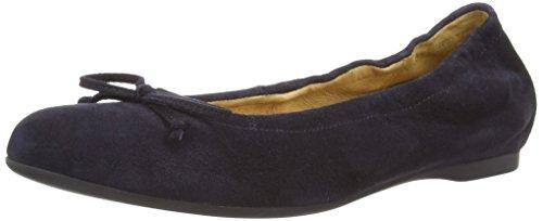 Gabor Shoes (24.120.14), Ballerines Bout Fermé Femme Bleu (Dark Blue)