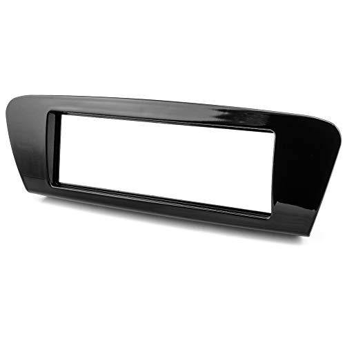ACV 281250/ /03//_ 1/1/per mascherina radio DIN per Renault Megane//Modus//Clio Nero