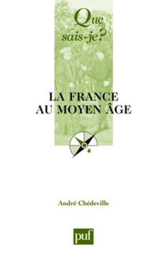 La France au Moyen-Âge