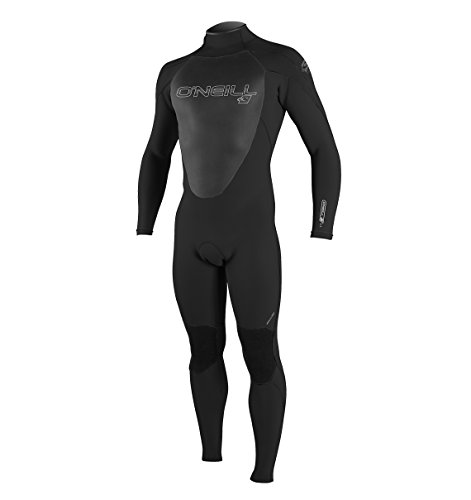O'Neill Wetsuits Herren Neoprenanzug Epic 5/4 mm Full Wetsuit Black, M -