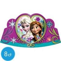 Disney Frozen Party Tiaras-8Stück