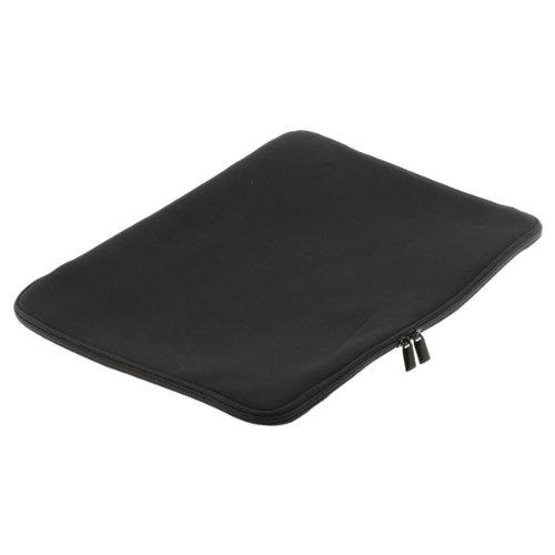 Preisvergleich Produktbild Neoprentasche mit Reißverschluß für Laptops / Notebooks bis 15,4 Zoll