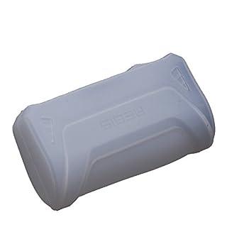ruiyitech Silikon Schutz Fall Haut Cover Aufkleber für geekvape Aegis 100W TC BOX MOD farblos