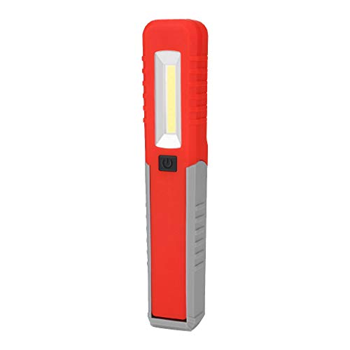 1865 Tailcap COB Flashlight 550 lumens, for Emergency and perfect backup for Pocket Slim Work Light Flashlight
