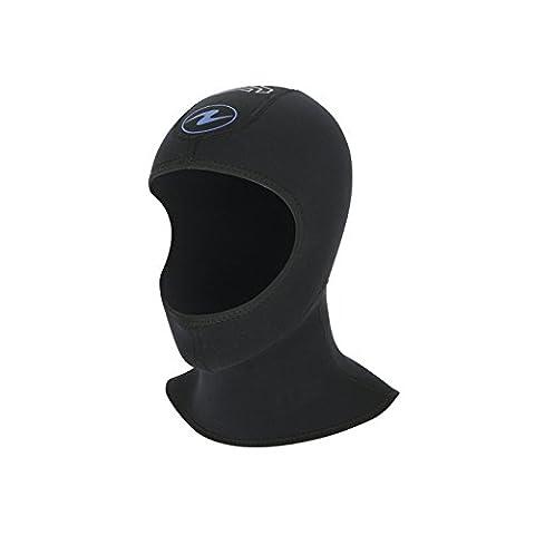 AquaLung Balance Comfort 5,5 mm Kopfhaube für Herren, Größe:52 (Gesicht Putter)
