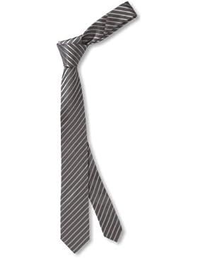 Venti Herren Krawatte, gestreift 001120/75